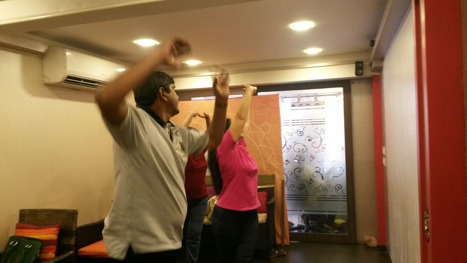 Medical Qi Gong | Celeste the Center